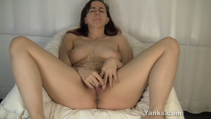 Angelica Masturbating
